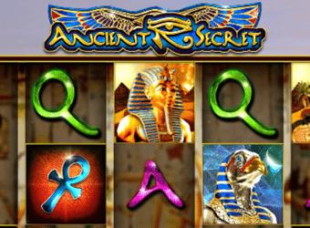 ancient secrets nyerőgép kaszinó játék