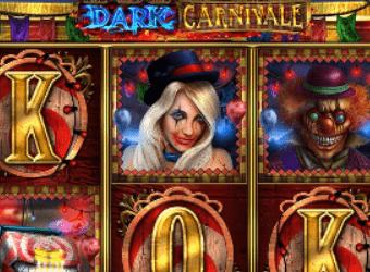 dark carnivale nyerőgép kaszinó játék