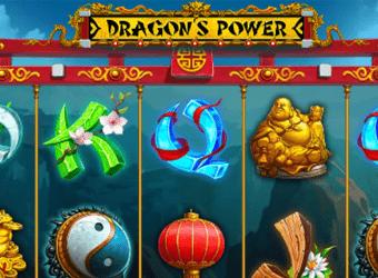 dragons power nyerőgép kaszinó játék
