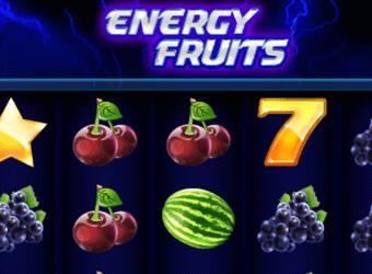 energy fruits nyerőgép kaszinó játék