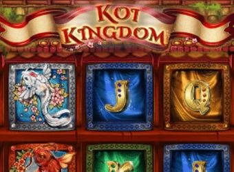koi kingdom nyerőgép kaszinó játék