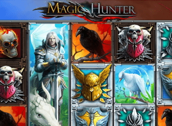 magic hunter nyerőgép kaszinó játék